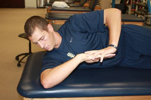 Glenohumeral Internal Rotation Deficit (GIRD) - Shoulder & Elbow -  Orthobullets