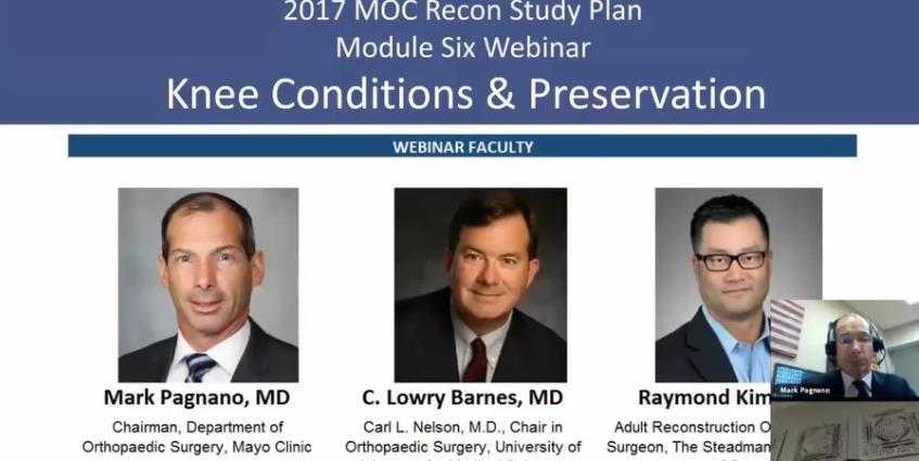 MOC Recon Plus General 89-Day Study Plan - Anatomy